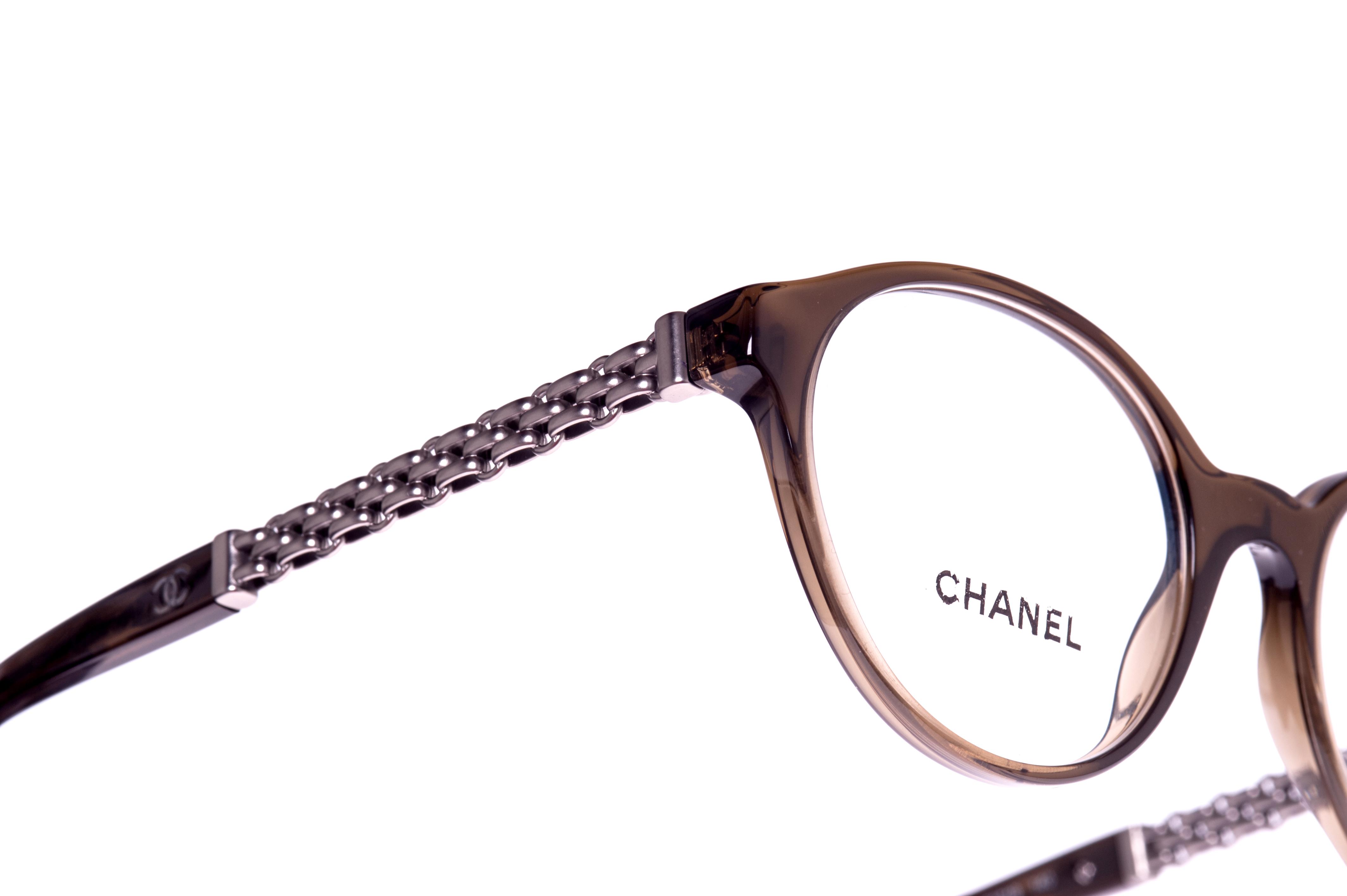 543396a82270 Chanel 3319 775 Designerbrille  Zwischen heute und damals - Optoline ...