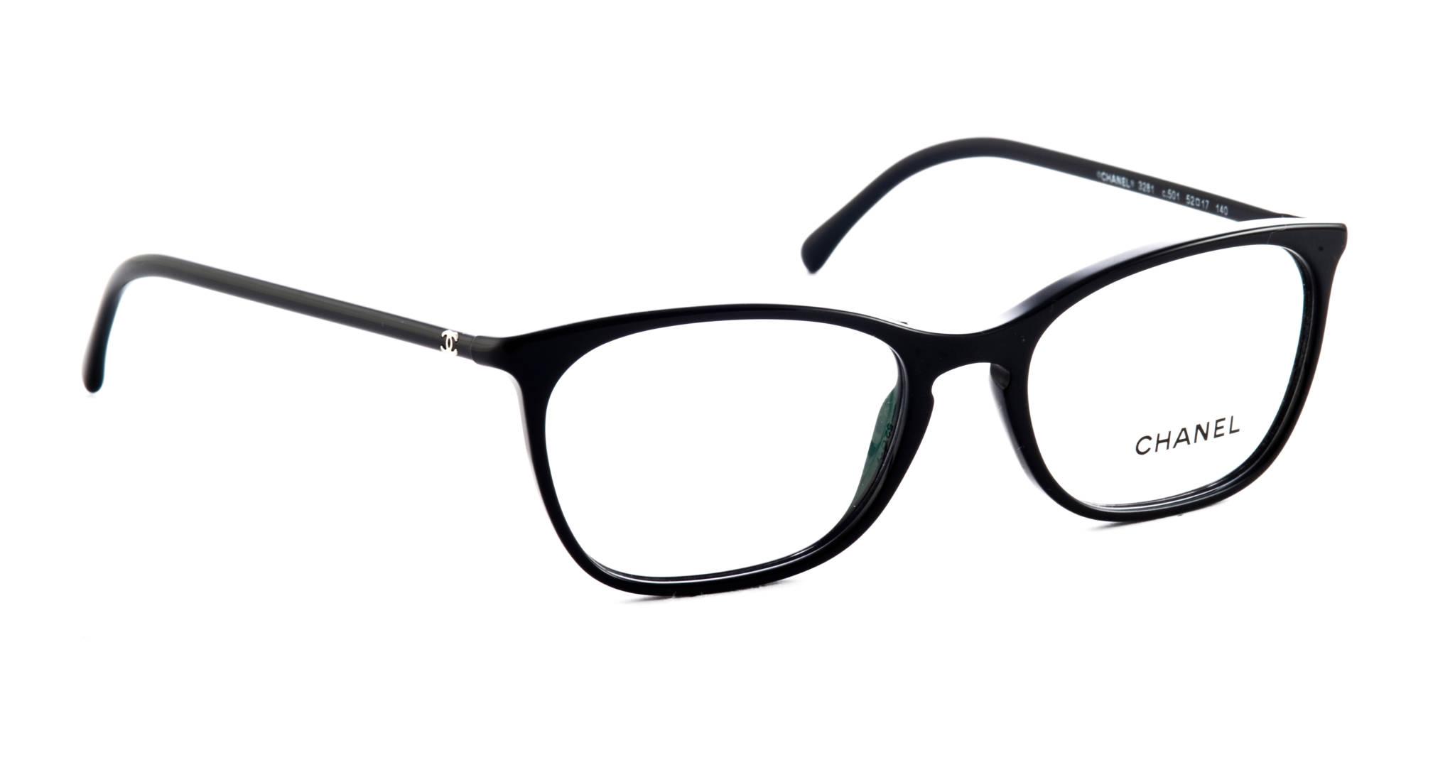 96cbc7af2ea5 Chanel Brille 3281 501 - Eine Brille zum Verlieben - Optoline ...