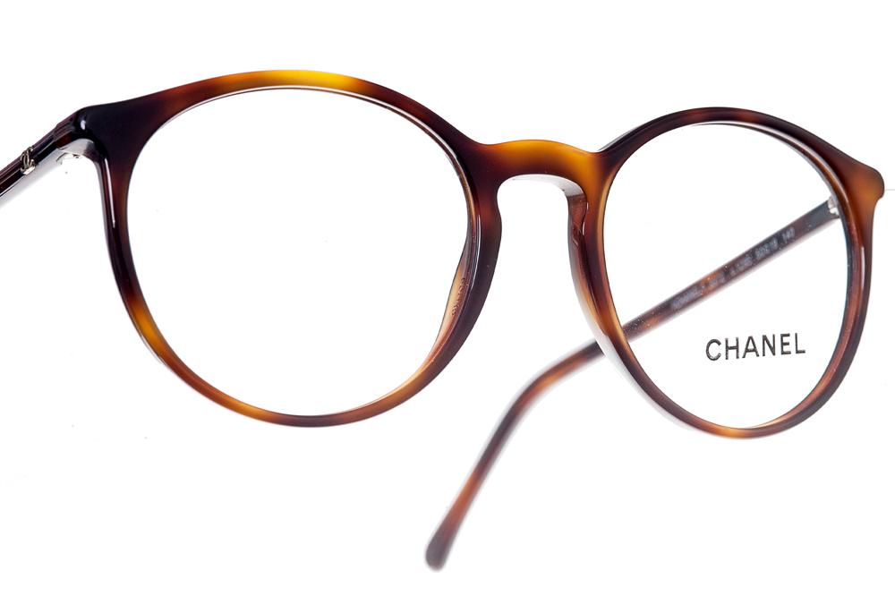 3d6b8e124b96 Chanel Brille 3372 1295 - Eine Brille die sich zurück nimmt ...