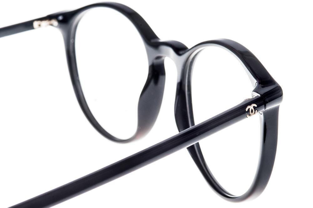 c81d447763ee Chanel Brille 3372 501 - Seriöse Eleganz - Optoline Brillen-Blog