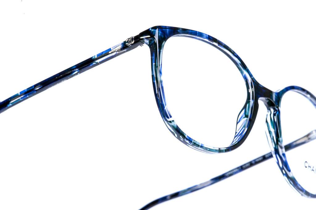 Chanel Brille 3282 1490 - Royal-Water-Blue - Optoline Brillen-Blog