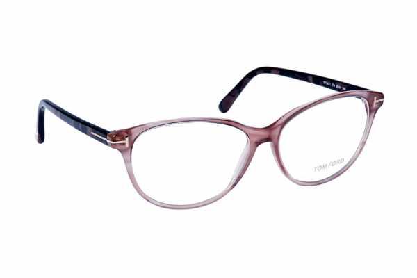 Tom Ford Damen Brille » FT5421«, rosa, 074 - rosa