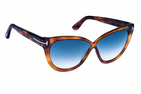 Tom Ford FT 511 Arabella - 53W - havanna