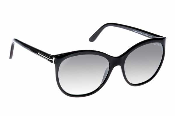Tom Ford FT 568 01C - Schwarz