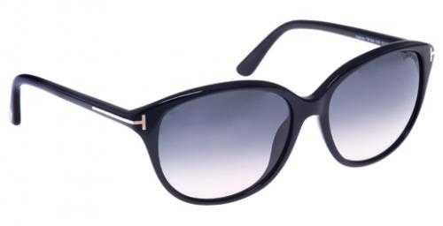 Tom Ford FT 0329/S Karmen - 01B - schwarz