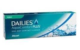 Dailies Toric Tages-Kontaktlinsen