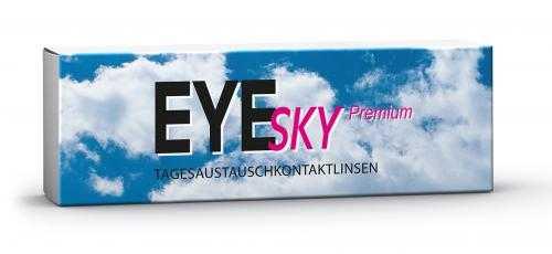 EyeSky Premium One Day Tages-Kontaktlinsen - Doppelpackung