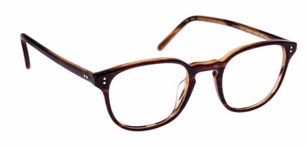 Oliver Peoples OV 5219 Fairmont - 1310 AMARETTO/STRIPED HONE - braun