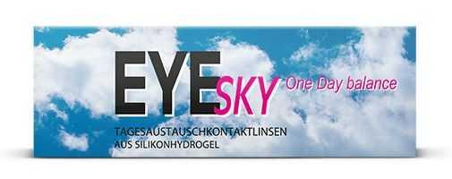 EyeSky One Day Balance T Tages-Kontaktlinsen