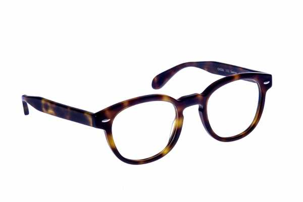 Oliver Peoples OV 5036 1552 - SHELDRAKE SEMI MATTE DARK MAHOGANY