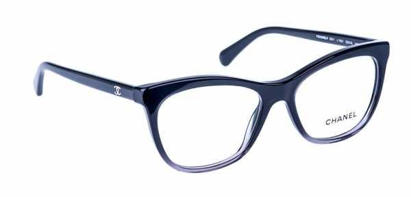 CHANEL CH 3341 1561 - schwarz grau
