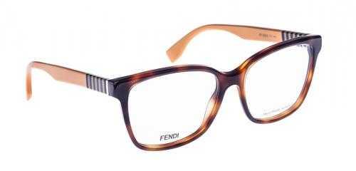 Fendi FF 0055 - 7TA - havanna