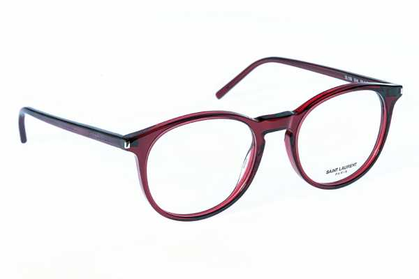 Saint Laurent SL 106 004 - Rot