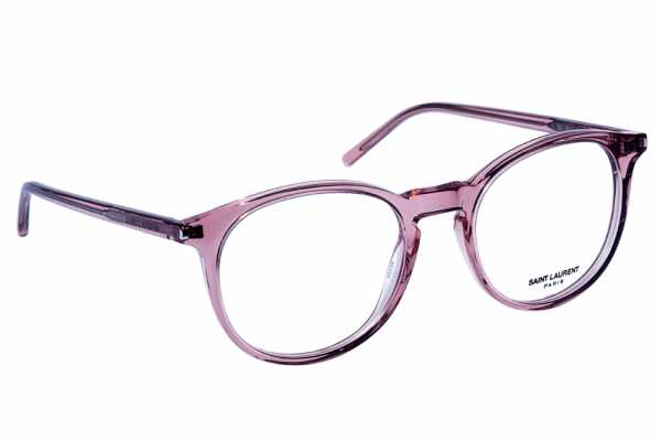 Saint Laurent SL 106 005 - rosa