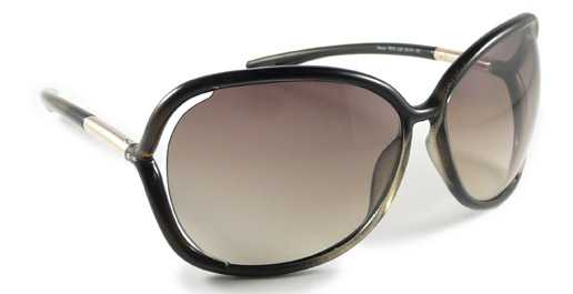 Tom Ford FT 0076 Raquel - U45 - schwwarz