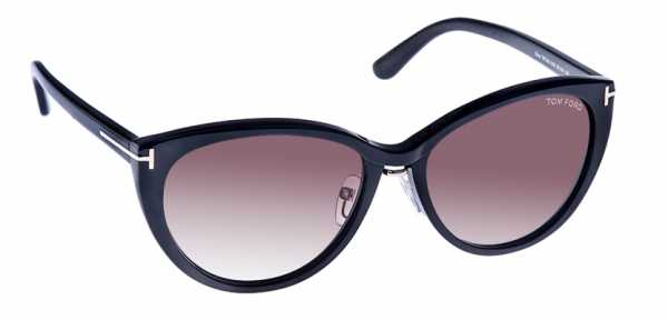 Tom Ford FT 0345/S Gina - 01B - schwarz