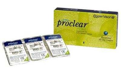 Proclear Toric Monats-Kontaktlinsen