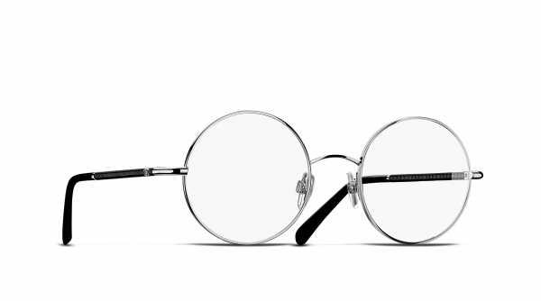 Round eyeglasses