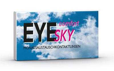 EyeSky Comfort Monats-Kontaktlinsen