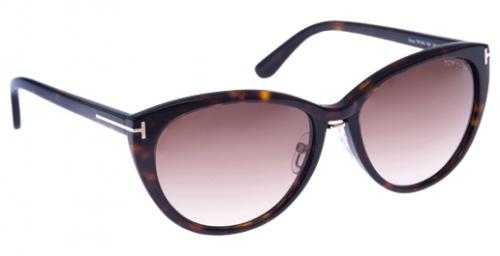 Tom Ford FT 0345/S Gina - 52F - havanna