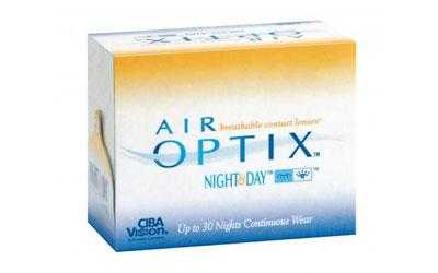 Air Optix Night & Day Monats-Kontaktlinsen - Einzelpackung