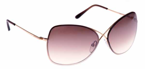 Tom Ford FT 0250 Colette - 28F - gold