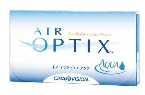 Air Optix Aqua Multifocal Monats-Kontaktlinsen - Doppelpackung