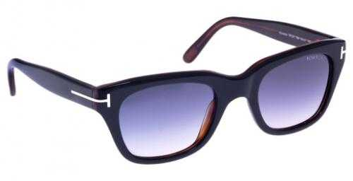 Tom Ford FT 0237/S Snowdon - 05B - schwarz