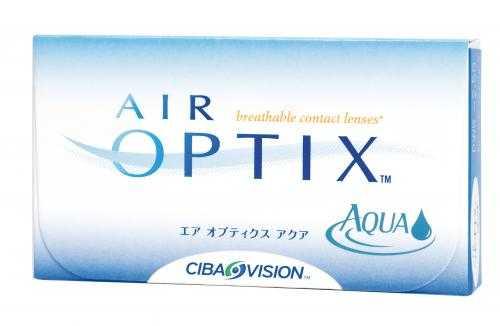Air Optix Aqua Multifocal Monats-Kontaktlinsen - Einzelpackung