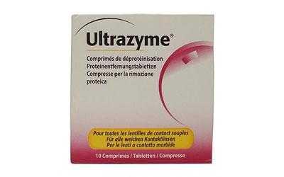 Ultrazyme Protein-Entfernungstabletten 10 Stck.