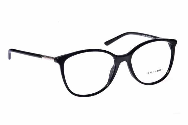 Burberry BE 2128 3001 - Schwarz