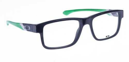 Oakley OX1074 - 0253 Black Green - schwarz
