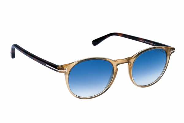 Tom Ford FT 0539 Andrea-02 - 41W - gelb