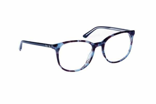 Dior Montaigne 34 TFW - blau havanna