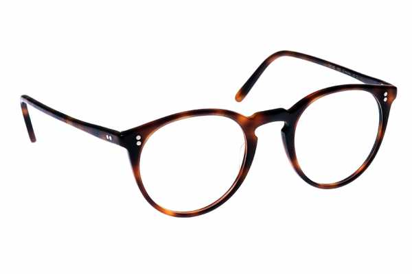 Oliver Peoples OV 5183 1552 - O'MALLEY SEMI MATTE DARK MAHOGANY