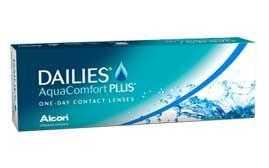 Dailies Aqua Comfort Plus 30er Pack Tages-Kontaktlinsen