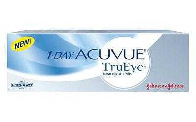 1-Day Acuvue TrueEye Kontaktlinsen - Doppelpackung