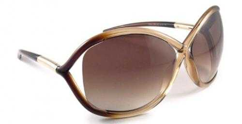 Tom Ford FT 0009 Whitney - 74F - braun