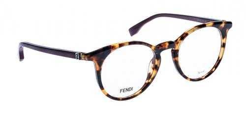 Fendi FF 0112 - H2C - havanna