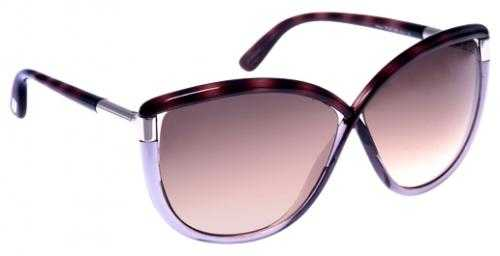 Tom Ford FT 0327/S Abbey - 56B - havanna