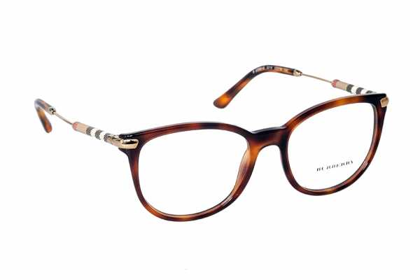 Burberry BE 2255Q 3316 - Blond-Havanna