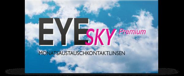 EyeSky Premium Toric Monats-Kontaktlinsen - Einzelpackung