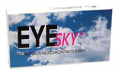 Eye Sky+ AS Monats-Kontaktlinsen - Doppelpackung