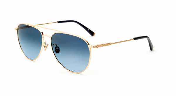 Etnia Barcelona Palm Beach Sun BLGD - gold/blau