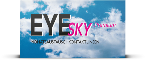 EyeSky Premium AS Monats-Kontaktlinsen