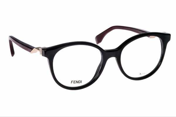 Fendi FF 0202 5BR - Rot
