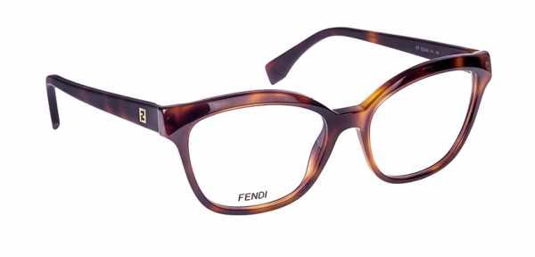 Fendi FF 0044 - 05L - havanna