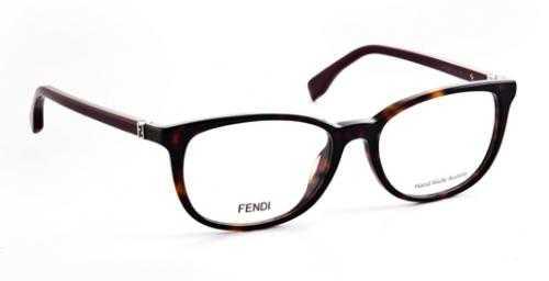 Fendi FF 0010 - 7SK - havanna